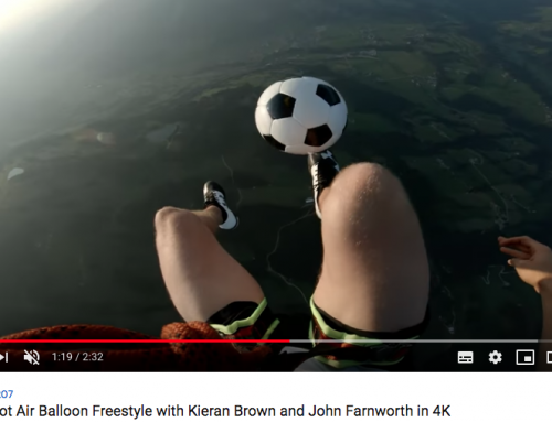 GoPro – Hot Air Balloon Freestyle
